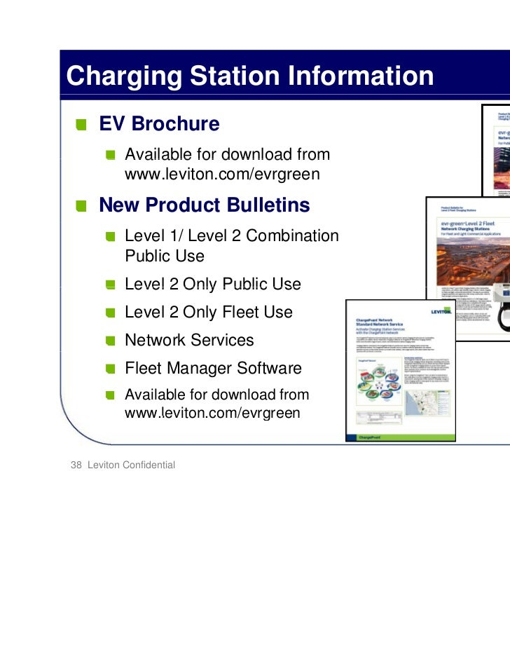 Leviton Evse Products Pres Hour Webinar Lt 110711