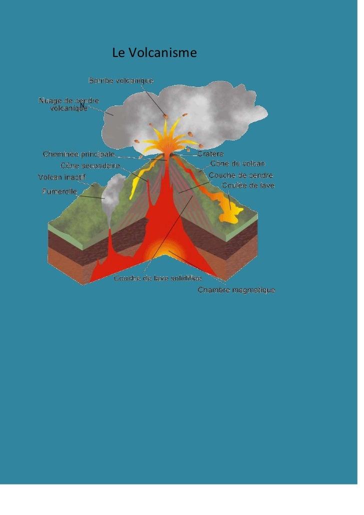 Le Volcanisme<br />-22352012065                                           <br...