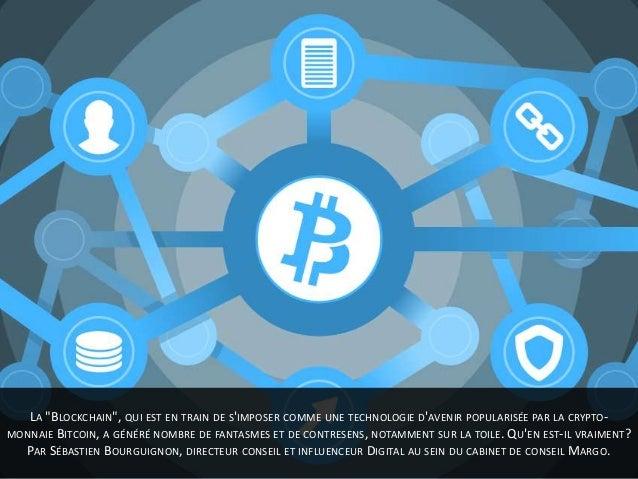 Le vrai du faux de la blockchain Slide 2