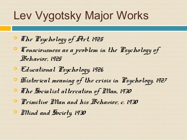 the psychology of art vygotsky pdf