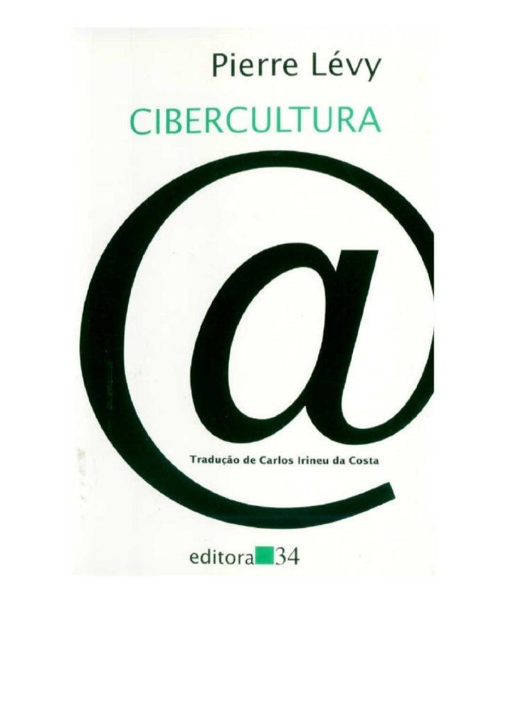 Levy cibercultura