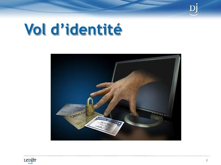 Vold'identité<br />8<br />