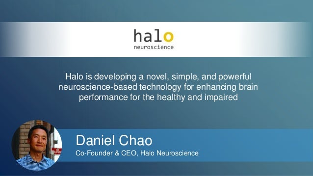 Halo is developing a novel, simple, and powerful  neuroscience-based technology for enhancing brain  performance for the h...