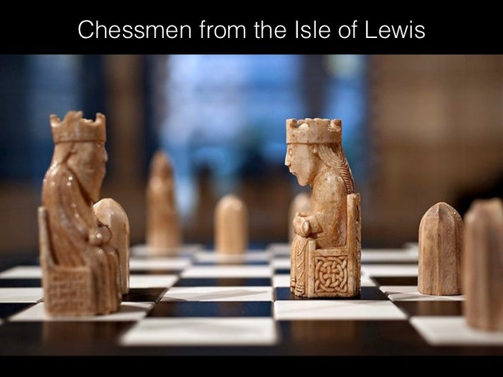 Chessmen from the Isle of Lewis