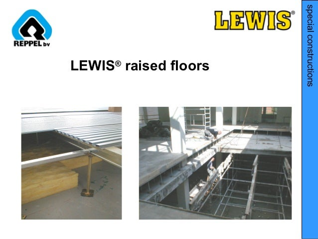 Lewis Flooring Presentation