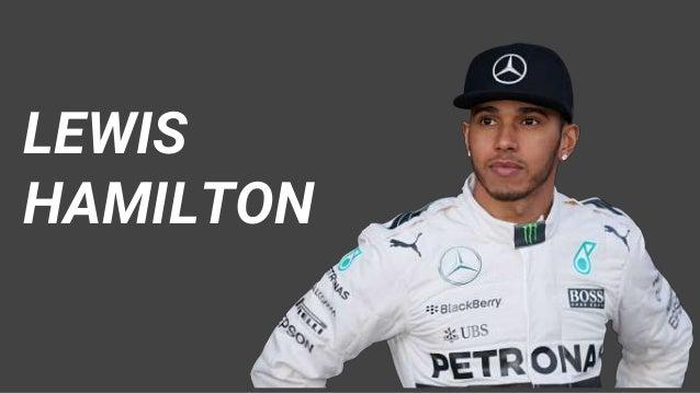 Lewis Hamilton's Net Worth, Salary and Endorsements