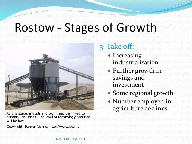 lewis and rostow Much of this work presupposed the idea that there were distinct stages of economic development (rostow 1960) (capital) lewis postulated that firm owners in the modern sector were profit-maximizing, whereas those in the traditional sector were not.