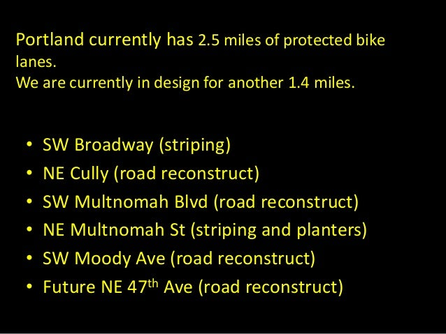 ATS-16: Protected Bike Lanes: Lessons Learned in Planning and Impleme…