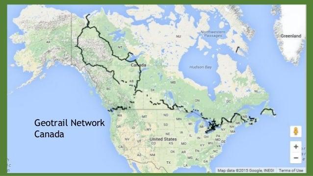 Geotrail Network Canada