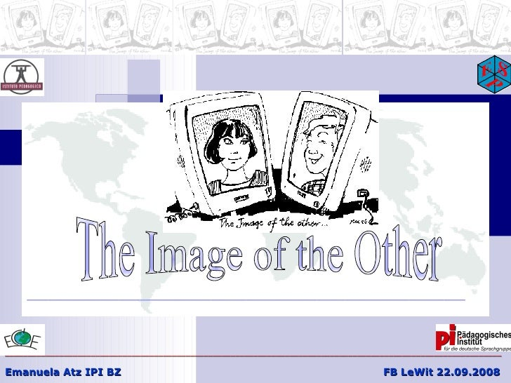 ______________________________________________________________ The Image of the Other ____________________________________...