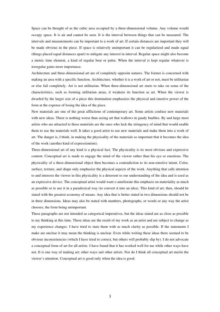 sol lewitt paragraphs on conceptual art pdf