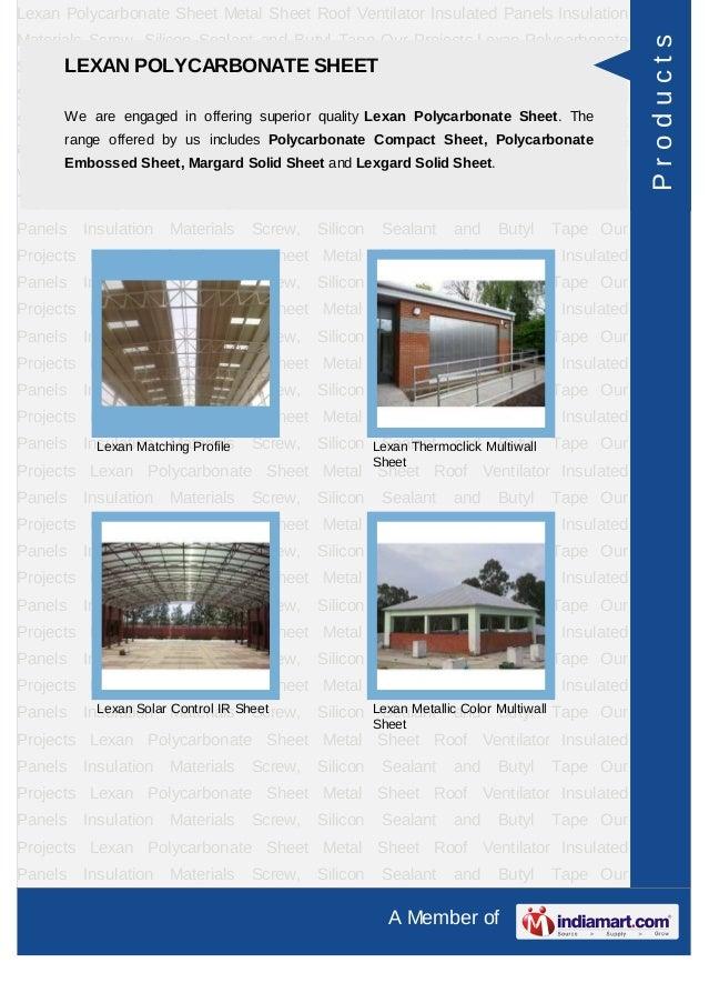 Sri Mahalakshmi Enterprises, Chennai, Metal Sheet Slide 3