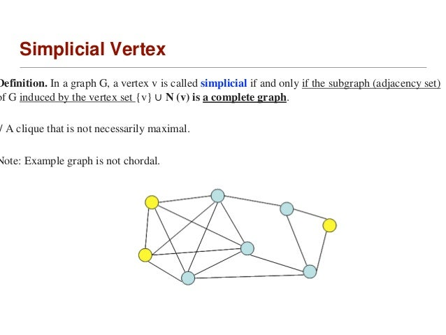 Lexbfs On Chordal Graphs With More Example