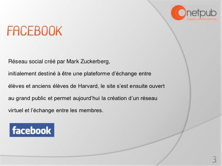 Lexique Facebook Slide 3