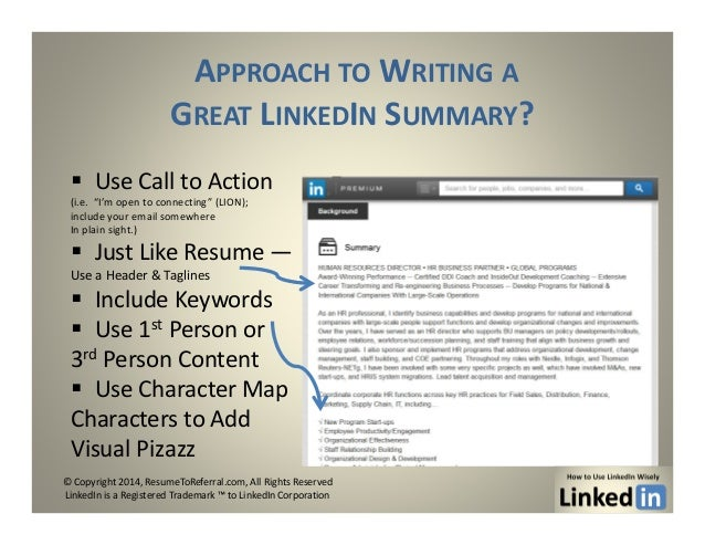 how to use linkedin wisely during your job search - Linkedin Resume Search