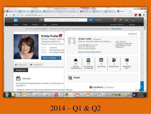 Sneak peek at the LexisNexis InterAction CRM product roadmap
