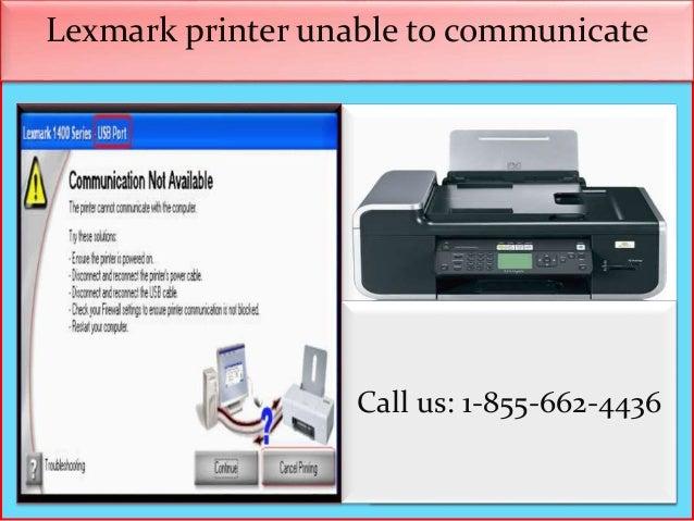 1(855)662 4436 Lexmark Printer Problems    Printer Troubleshooting…