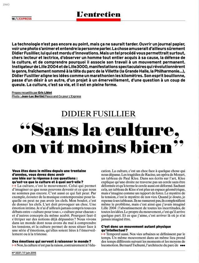 L express 17au23_juin2015_culture.vilette