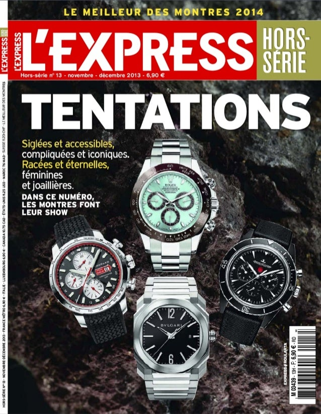 Lexpress montres
