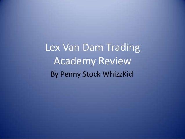 Lex van dam forex