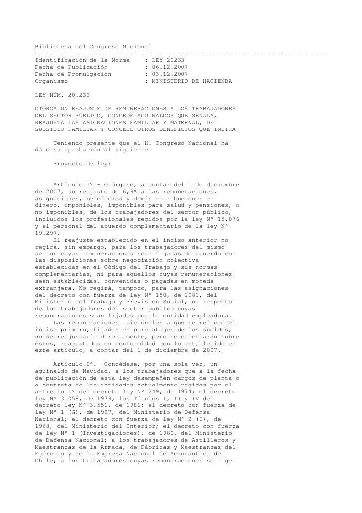 Biblioteca del Congreso Nacional -------------------------------------------------------------------------------- Identifi...