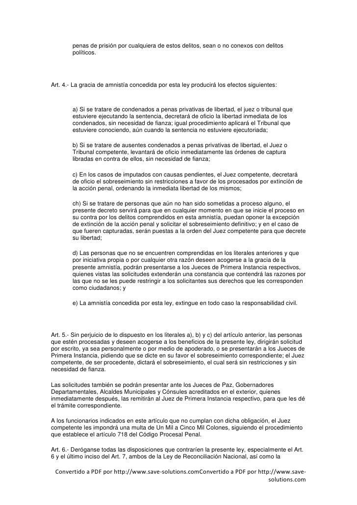 Ley de-amnistia-general-para-la-consolidacion-de-la-paz Slide 3