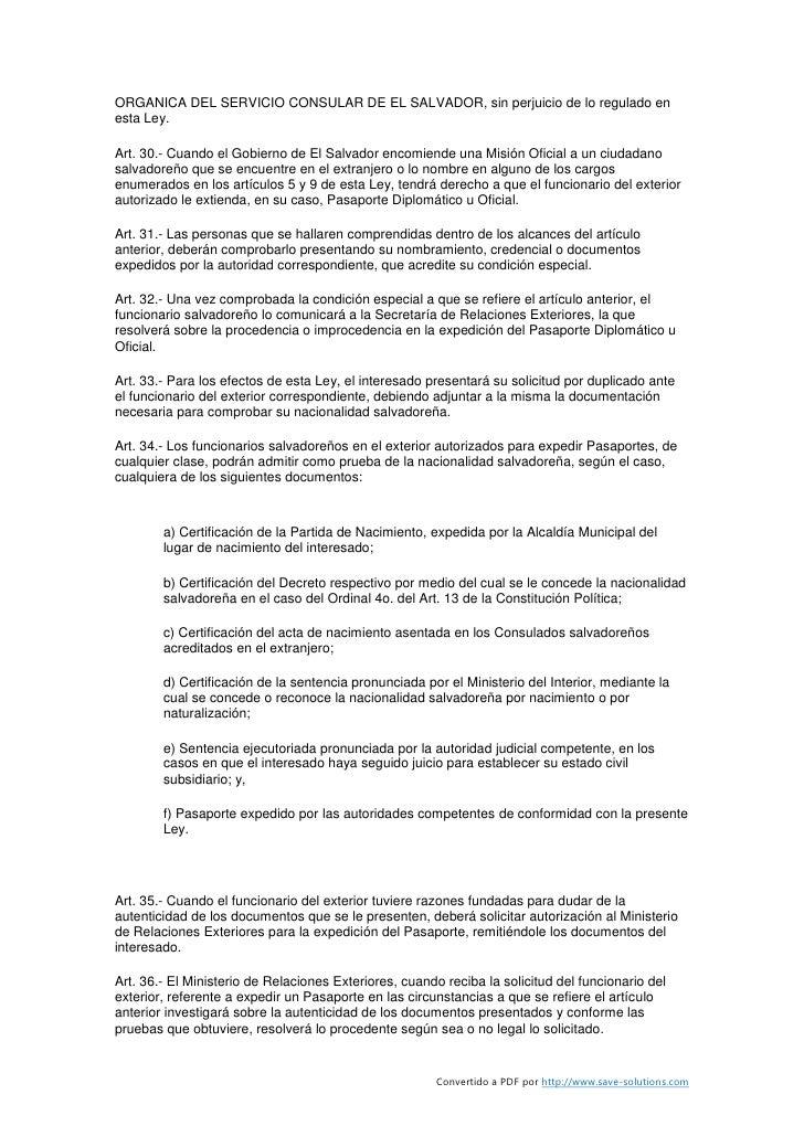 Ley de-expedicion-y-revalidacion-de-pasaportes-y-autorizaciones-de-en…