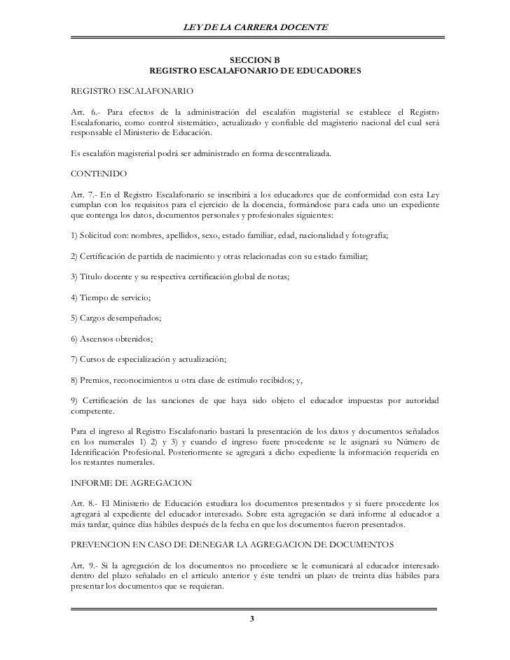 Ley de-la-carrera-docente-reforma-2006 0- Slide 3