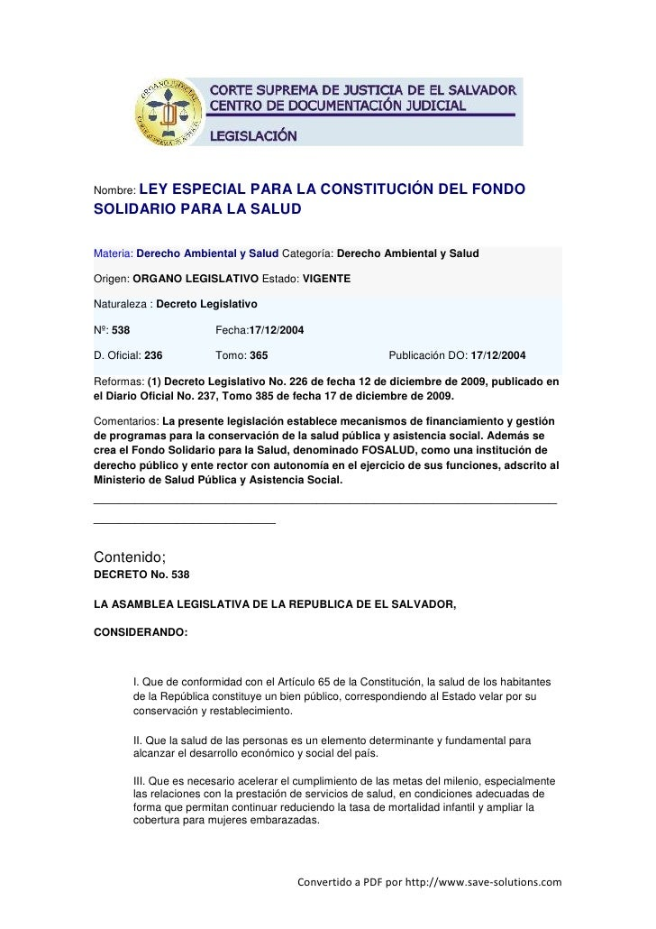 Ley especial-para-la-constitución-del-fondo-solidario-para-la-salud