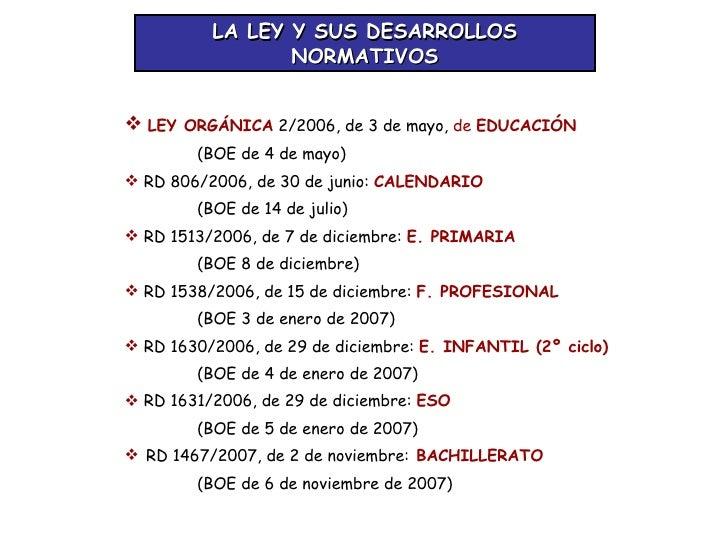 LEY 2 2006 DE EDUCACION EPUB DOWNLOAD