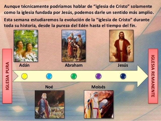 La Iglesia de Cristo y la Ley. Slide 2