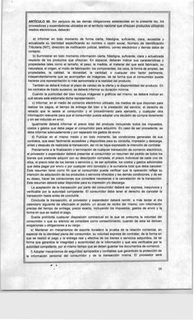 Ley 1480 estatuto consumidor for Telefono oficina del consumidor
