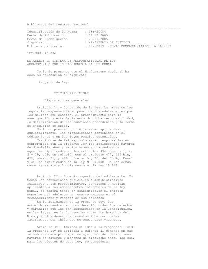 Biblioteca del Congreso Nacional--------------------------------------------------------------------------------Identifica...