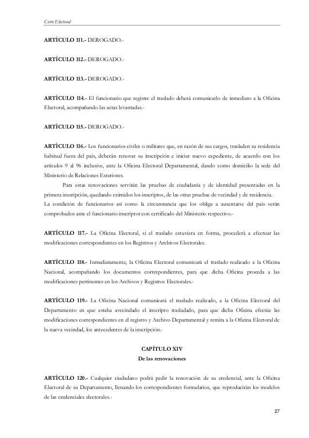 Ley 7690 de registro civico nacional