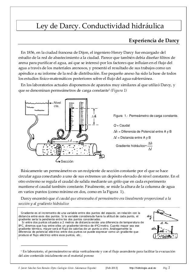 F.JavierSánchezSanRomán‐‐Dpto.Geología‐‐Univ.Salamanca(España) [Feb‐2013] http://hidrologia.usal.es Pág.1  ...
