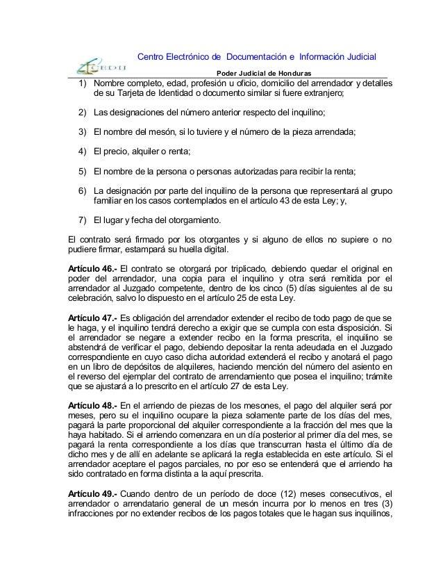 ley de inquilinato actualizada 07 1