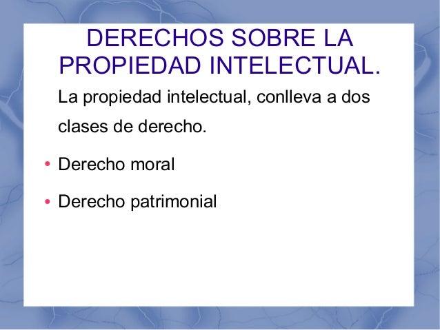 Ley de la propiedad industrial presentacion delmy Slide 3