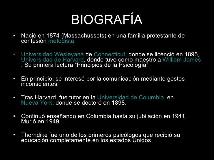 Ley Del Efecto Slide 2