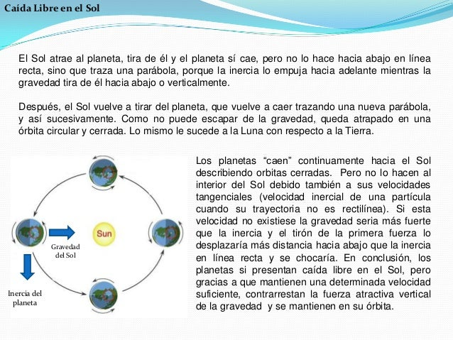 • Gravedad en los planetas: Mercurio Venus Tierra Marte 2,8 m/s2 8,9 m/s2 9,81m/s2 3,7 m/s2 Júpiter Saturno Urano Neptuno ...