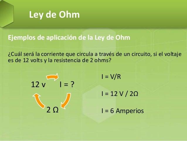 ley de ohm pdf descargar