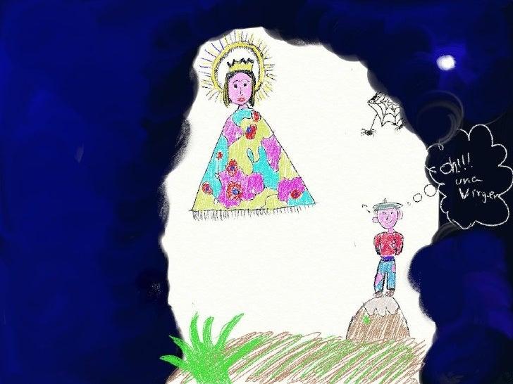 Leyenda de la Virgen de Dos Aguas Slide 1