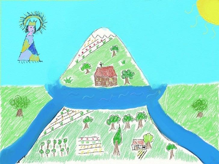 Leyenda de la Virgen de Dos Aguas Slide 2