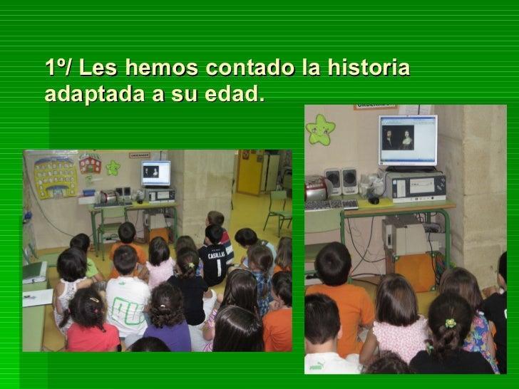 Leyenda de san sebastian de los reyes por los alumnos de 1º ciclo Slide 2