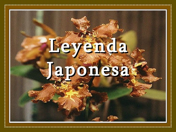 Leyenda Japonesa