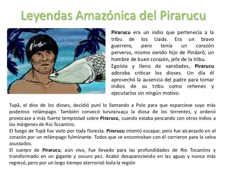 Leyendas amazónicas Slide 2