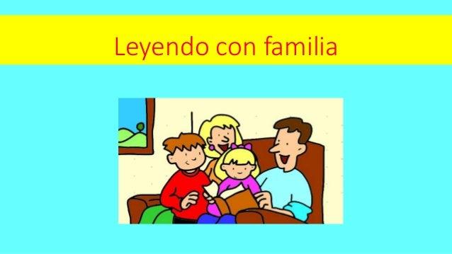 Leyendo con familia