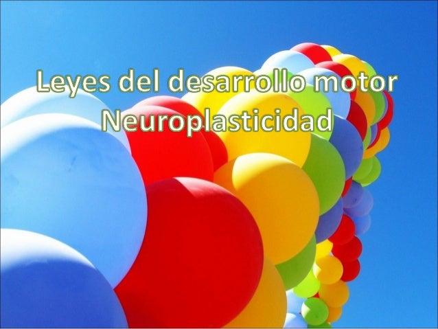 •   Neurogénesis del movimiento•   Principios de desarrollo motor•   Leyes del desarrollo motor•   Fases del desarrollo mo...