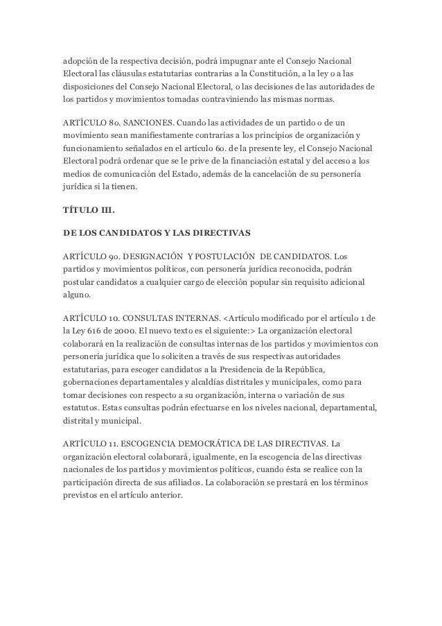 LEY ESTATUTARIA DEFINICION EBOOK DOWNLOAD