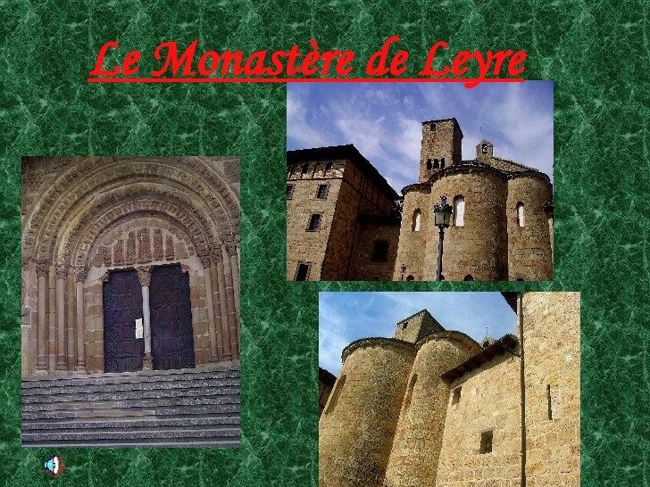 Le Monastère de Leyre