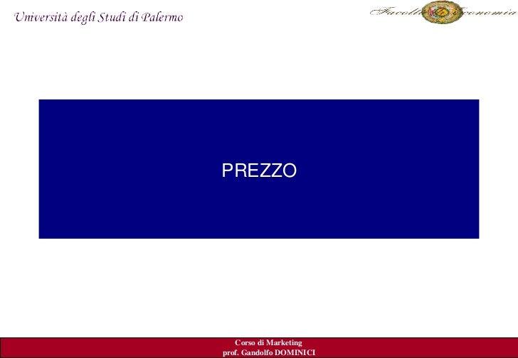 ILPROCESSODIMARKETING:          PREZZO        comeiniziare                                        Kerinedal.2007   ...